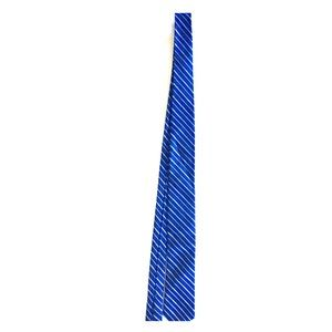 Michael Kors 100% silk Striped Tie